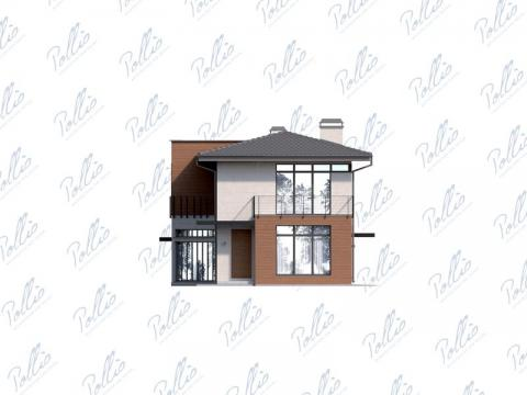 Фасад проекта Х11