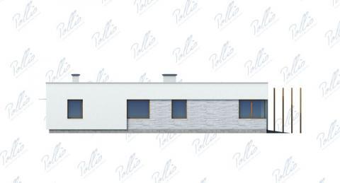 Фасад проекта Х7