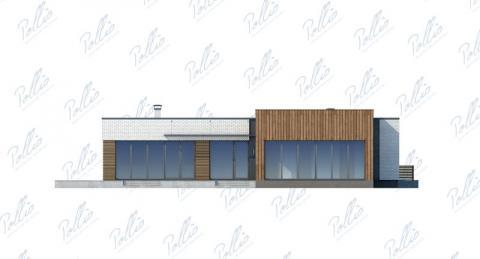 Фасад проекта Х9