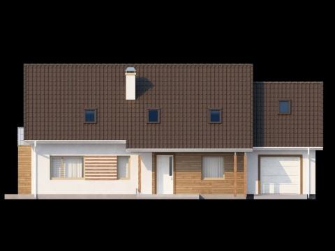 Фасад проекта Z103