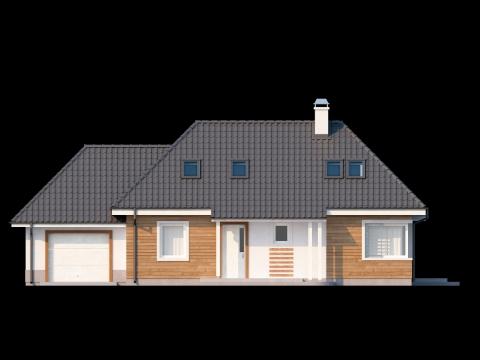 Фасад проекта Z105