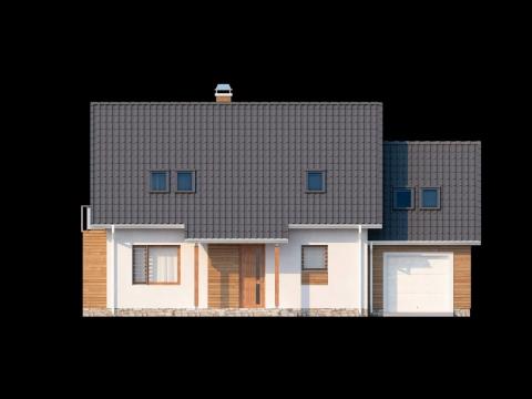 Фасад проекта Z108