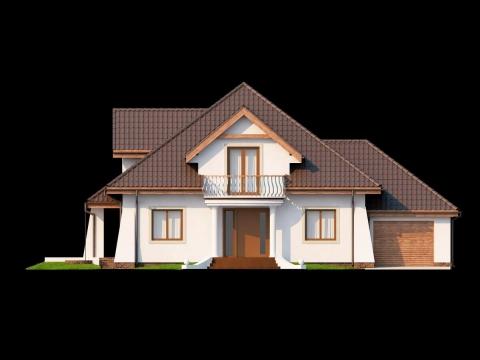 Фасад проекта Z109