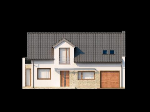 Фасад проекта Z110
