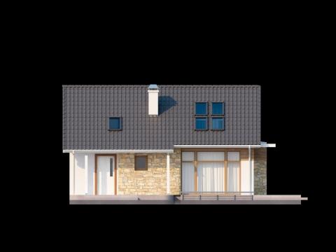 Фасад проекта Z113