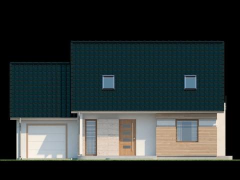 Фасад проекта Z114