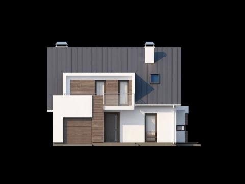 Фасад проекта Z116