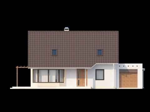 Фасад проекта Z117