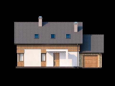 Фасад проекта Z118
