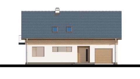 Фасад проекта Z130