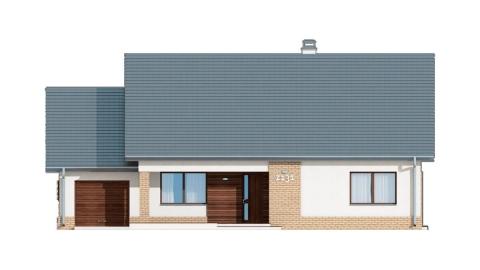 Фасад проекта Z131