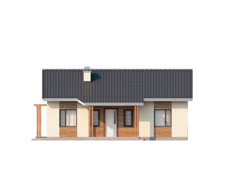 Фасад проекта Z136