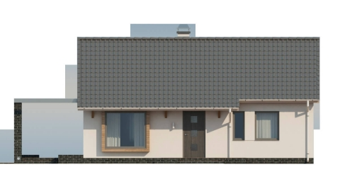 Фасад проекта Z139