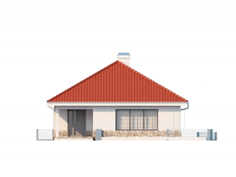 Фасад проекта Z141