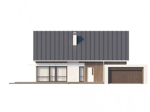 Фасад проекта Z142