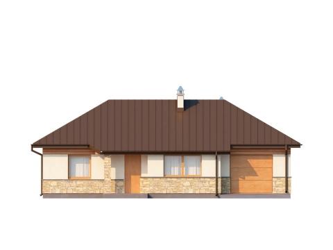 Фасад проекта Z151