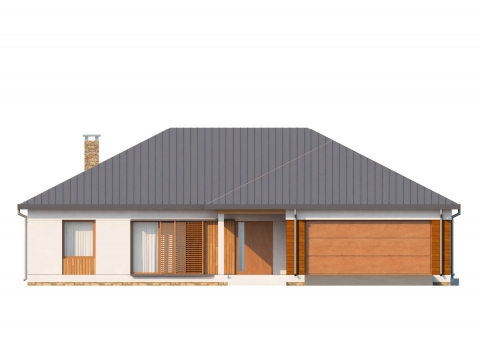 Фасад проекта Z152