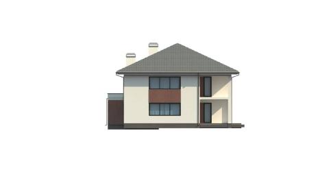 Фасад проекта Z156
