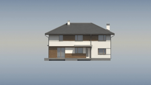 Фасад проекта Z159