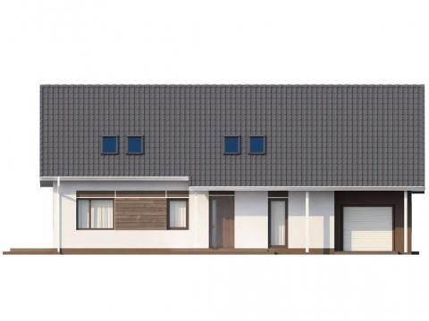 Фасад проекта Z160