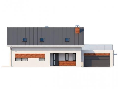 Фасад проекта Z161