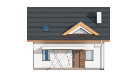 Фасад проекта Z163