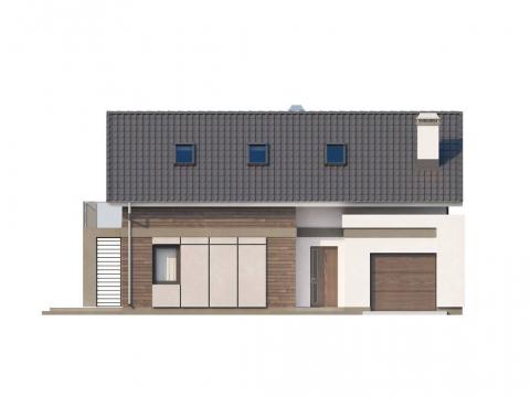Фасад проекта Z168