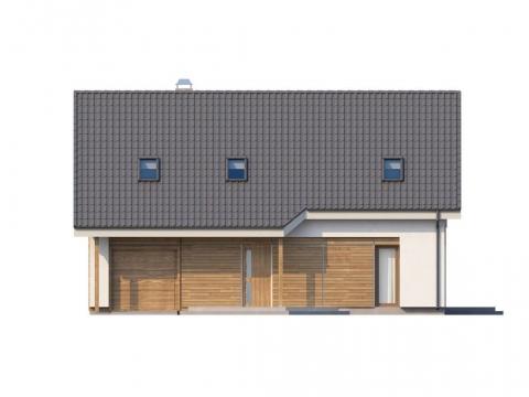 Фасад проекта Z170