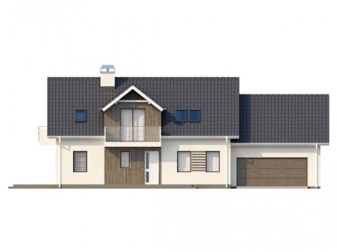 Фасад проекта Z175