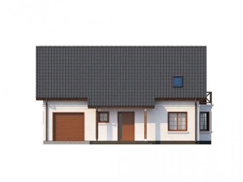 Фасад проекта Z178