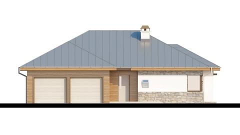 Фасад проекта Z180