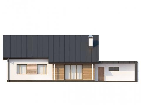 Фасад проекта Z182