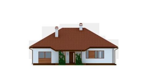 Фасад проекта Z185