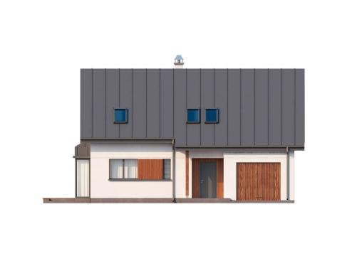 Фасад проекта Z186
