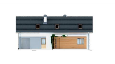Фасад проекта Z187