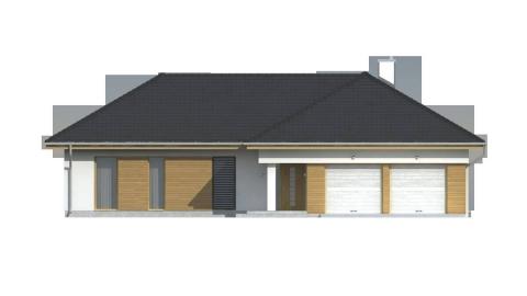 Фасад проекта Z190