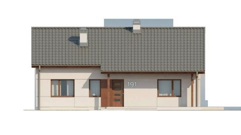 Фасад проекта Z191