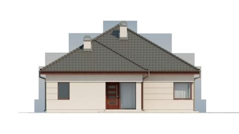 Фасад проекта Z195
