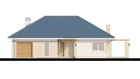 Фасад проекта Z201