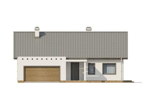 Фасад проекта Z202
