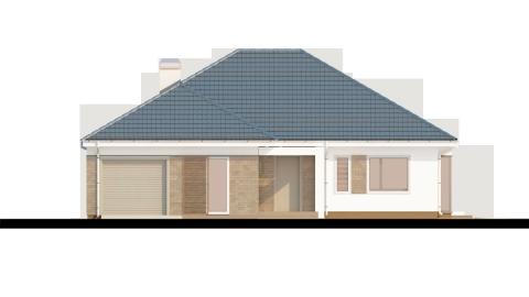 Фасад проекта Z205