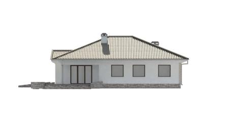 Фасад проекта Z207
