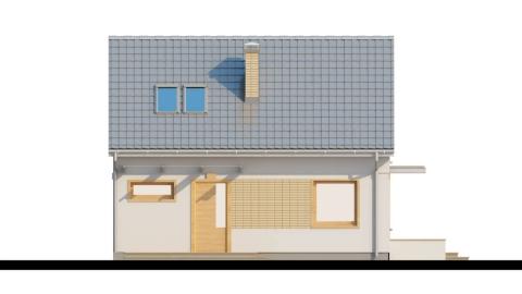 Фасад проекта Z211
