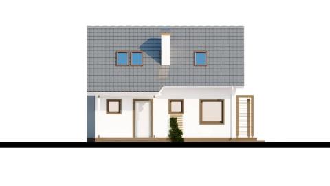 Фасад проекта Z212