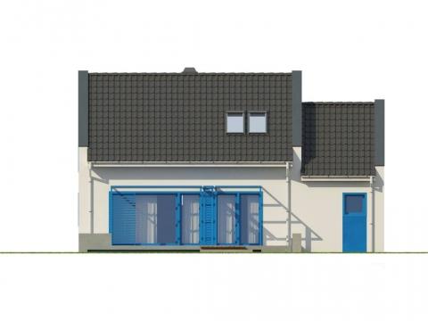 Фасад проекта Z217