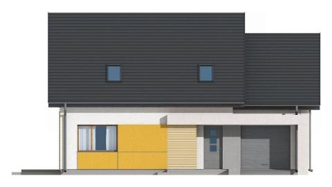 Фасад проекта Z219
