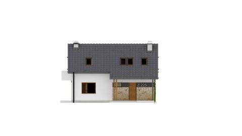 Фасад проекта Z225