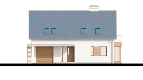 Фасад проекта Z234
