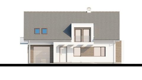 Фасад проекта Z236