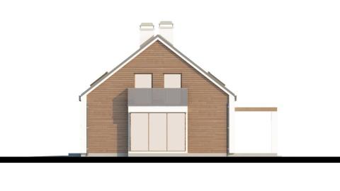 Фасад проекта Z237